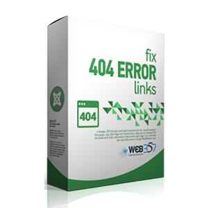 Fix 404 Error Links